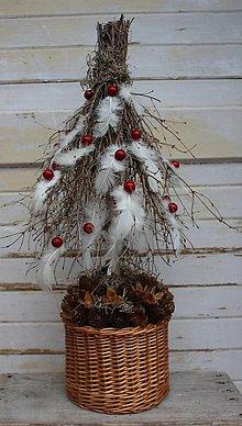 Dekorácie - Vianočný stromček - 7456797_