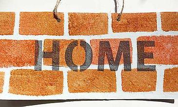 Tabuľky - Tabuľky na dvere HOME - 7456080_