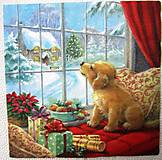 - Servítka - Vianočné darčeky - 7456997_