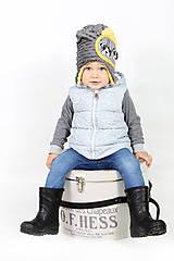 - hrejivá detská čiapka - 7452723_