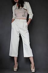 Nohavice - Culotte nohavice rôzne farby - 7453105_