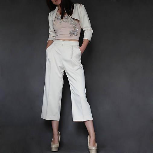 Culotte nohavice rôzne farby