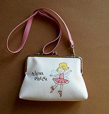 Detské tašky - pre peťku - 7454631_