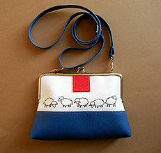 Kabelky - ovčia kabelka - 7456075_