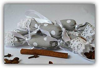 Dekorácie - Salónky, salonky na stromček - vidieckym štýlom - 7458414_