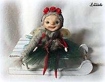 Dekorácie - ♥ Víla Radana ♥ - 7460550_