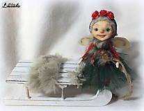 Dekorácie - ♥ Víla Radana ♥ - 7460552_