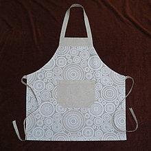 Iné oblečenie - zástera nielen na varenie... - 7461474_