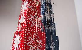 Dekorácie - Vianočný stromček - 7460964_