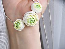 Náhrdelníky - Tender, náhrdelník - 7459718_