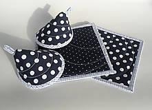 Úžitkový textil - Súprava chňapiek - 7460224_