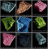 Materiál ručne robený - Extra hrubá chunky merino vlna - rôzne farby - 7460027_
