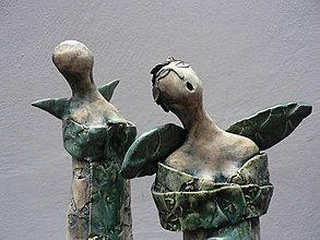 Socha - Andělské múzy - 7459257_