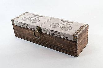 Krabičky - Krabička na všeličo - 7462535_
