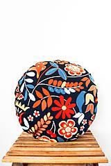 Úžitkový textil - _BoB... podsedák... & FoLK - 7466306_