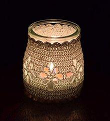 Svietidlá a sviečky - Svietnik 1 - 7464801_