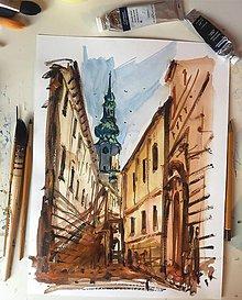 Obrazy - Michalska veza - 7464331_