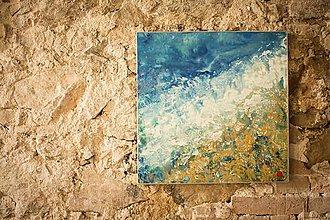 Obrazy - Morská pena II - 7465866_