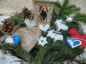 Dekorácie - Vianočné ozdoby - 7466975_