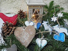 Dekorácie - Vianočné ozdoby - 7467005_