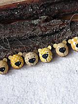 - Medvedie oriešky žlté - 7468068_