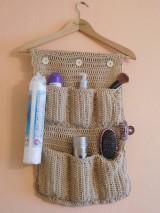 Úžitkový textil - Organizér do kúpeľne - 7466427_
