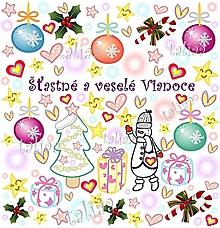 Grafika - Obrázok Vianoce - 7462777_