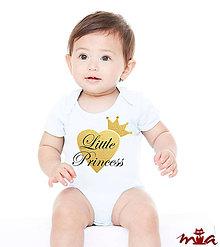 Detské oblečenie - Malá princezná - 7463726_