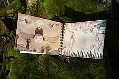 Hračky - Matouškův lesní příběh - 7473387_