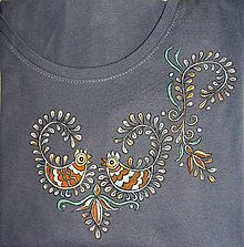 Tričká - Evička - Dámske tričko S  - 7470164_