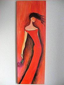 Obrazy - Daama , obraz ženy - 7470288_
