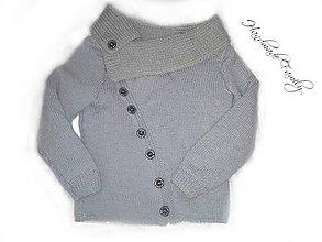 Kabáty - Dámsky krátki  kabát - 7469211_