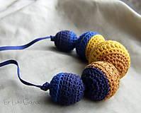 Náhrdelníky - Náhrdelník . Marisa - 7469181_