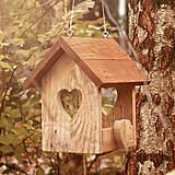 Pre zvieratká - Krmítko pre vtáčiky - 7469357_