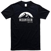 Tričká - Mountain Lover 2 - 7473315_