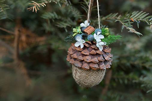 Dekorácie - Vianočná ozdôbka