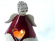 - anjel svietnik so srdcom  - 7470499_