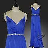 Šaty - Šaty dlhé hodvábne - 7472318_