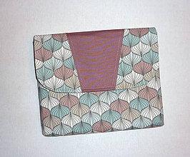 Na tablet - Obal na ipad - pastelový. - 7472190_