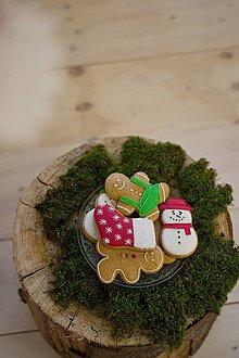 Nezaradené - Vianočné medovníky - 7474553_