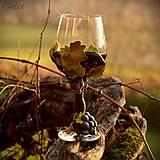 Vo víne je pravda - pohár na červené víno