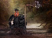 Šaty - Spoločenské šaty s tylovým elastickým vrškom a kruhovou saténovou sukňou rôzne farby - 7474625_