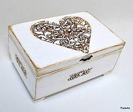 Krabičky - Srdce 3D - 7474980_