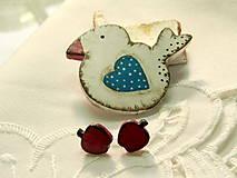 Sady šperkov - Čarovný vtáčik - 7475259_
