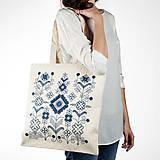 Nákupné tašky - Tri čarovné tašky - svetlé - 7479095_