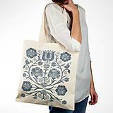 Nákupné tašky - Tri čarovné tašky - svetlé - 7479097_