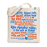 Nákupné tašky - Múdra taška natural - 7479153_
