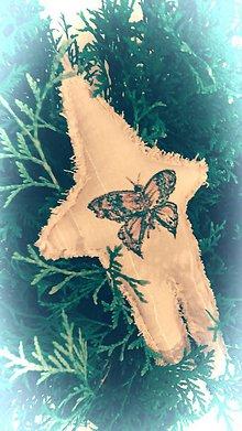 Dekorácie - Motýľová II. - 7479987_