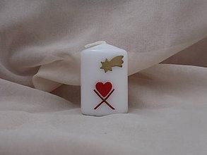 Svietidlá a sviečky - Betlehemská sviečka malá - 7480049_