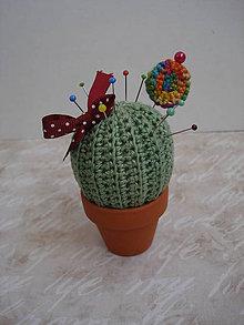 Dekorácie - Kaktus little bratranec z maminej strany - 7483888_